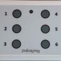 Avisador de seis botones